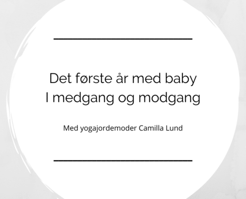 Det første år med baby onlineforedrag